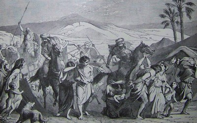 cc: Holman Israelites Carried Captive